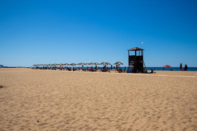 Spiaggia di Piscinas-Lido
