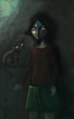 Kami S Library Thoughts Fan Art Friday Coraline