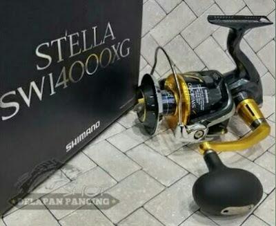 Shimano Stella SW 14000XGC