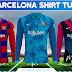 #Nike_Barcelona Nike FC Barcelona Football Shirt Design in Photoshop cc 2020 by M Qasim Ali