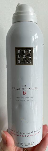 Rituals Ritual of Sakura Foaming Shower Gel