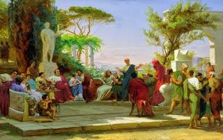 Αποτέλεσμα εικόνας για Το πρόβλημα της μεταβολής στην αρχαία Ελληνική επιστήμη