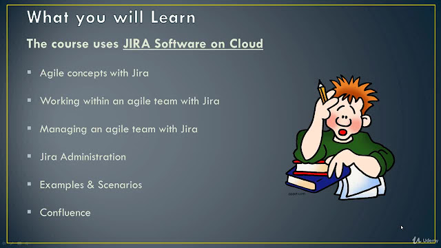Learn JIRA with real-world examples (+Confluence bonus