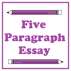 artistry of education writing the five paragraph essay  last year and this year i have been working on teaching my fourth graders the five paragraph essay format the bie i m sharing today is my latest