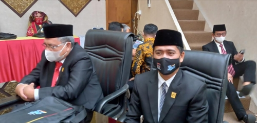 DPRD Padang Gelar Rapat Paripurna Istimewa HUT Kota Padang ke-352 Tahun