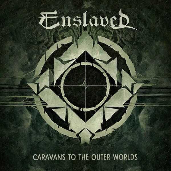 """Ο δίσκος των Enslaved """"Caravans To The Outer Worlds"""""""