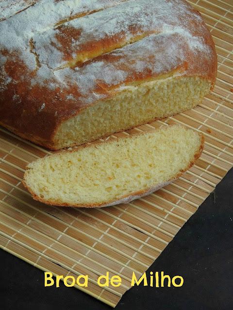 Broa de Milho,Portuguese Bread