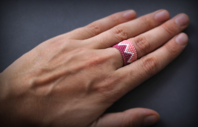 купить оригинальные женские кольца розовое кольцо с узором цена