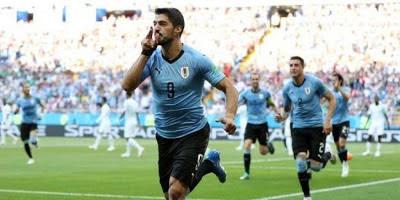 Luis suarez seleccion Uruguay copa américa brasil 2019