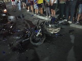 Дикі крики та шок: на Львівщині мотоцикл влетів у натовп дітей, перші деталі