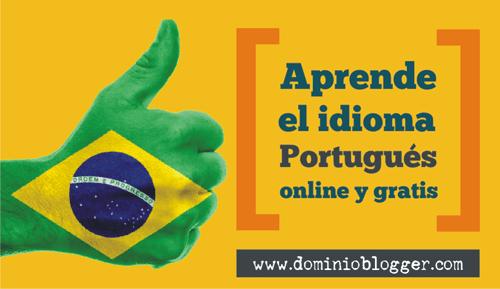 Clases de Portugues online y gratis