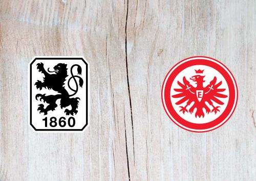 1860 München vs Eintracht Frankfurt -Highlights 12 September 2020