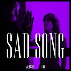 Baixar Sad Song - Alesso feat. TINI Mp3