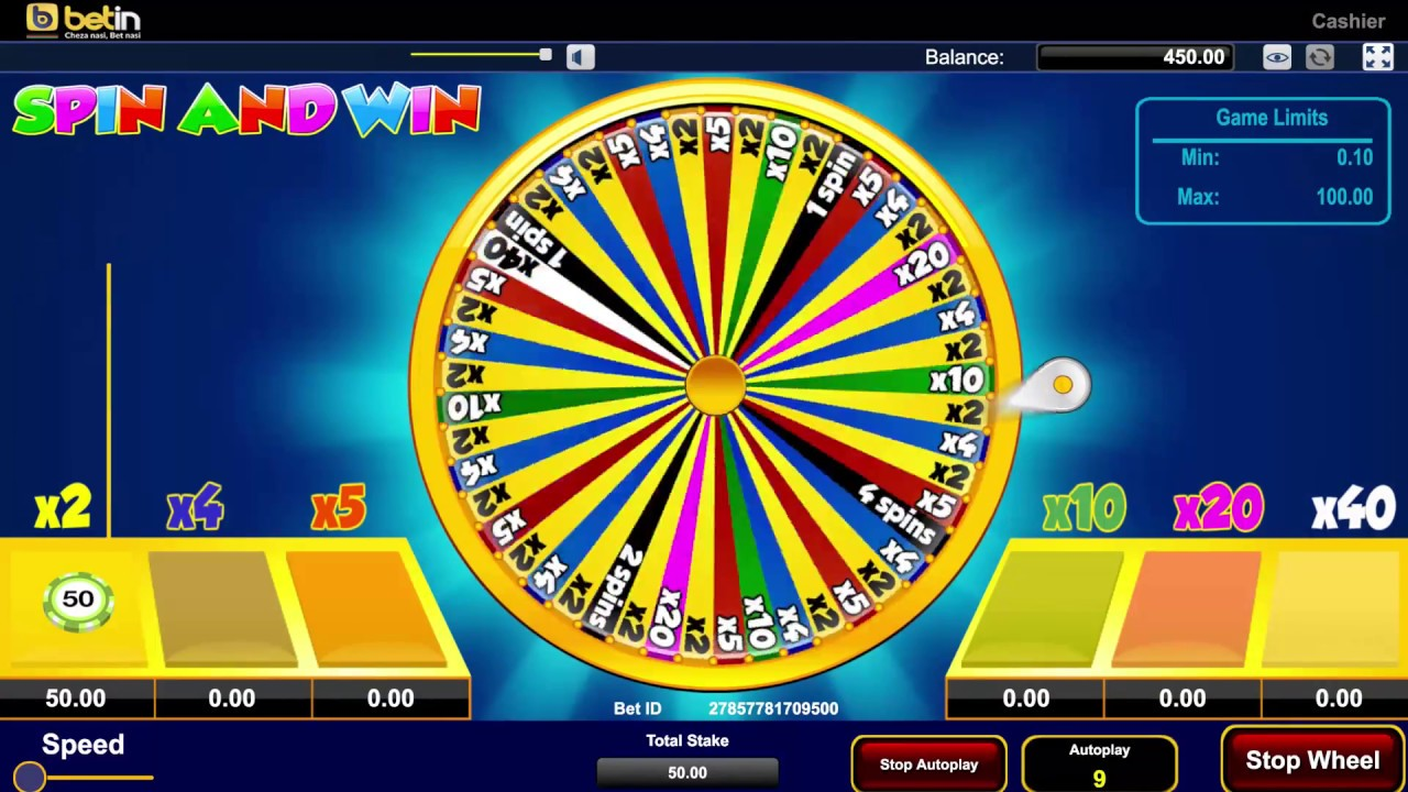 Spin And Win Paypal Cash