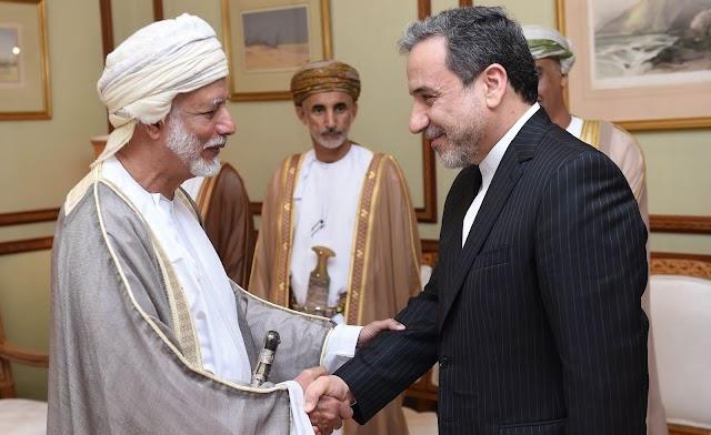 مع تصاعد التوترات بين طهران وواشنطن.. مسؤول إيراني كبير يصل السلطنة