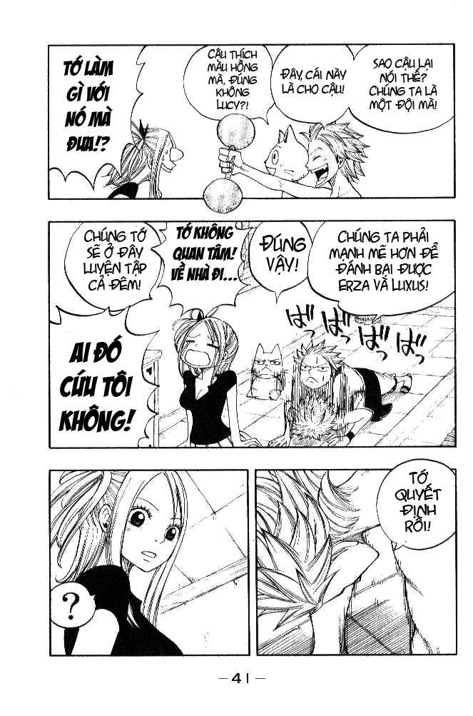 Fairy Tail Chap 24