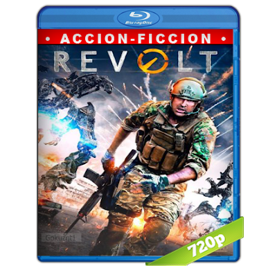 Rebelion (2017) BRRip 720p Audio Trial Latino-Castellano-Ingles 5.1