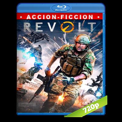 Rebelion (2017) BRRip 720p Audio Trial Latino-Castellano-Ingles 5.1