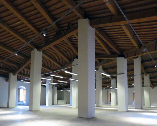Bottini dell'olio, former oil warehouses, future location of the Civic Museum, Livorno