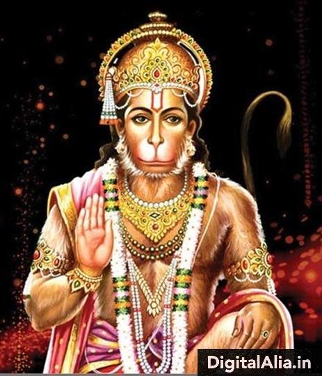 god images hanuman