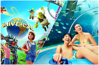 RWS Ultimate Package -  USS-ACW - Resort World Sentosa Ultimate Twin Package