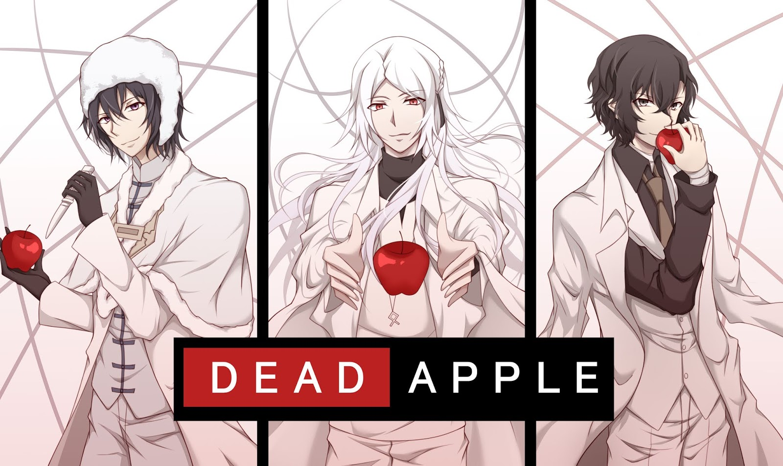 Bungou Stray Dogs: Dead Apple BD Subtitle Indonesia