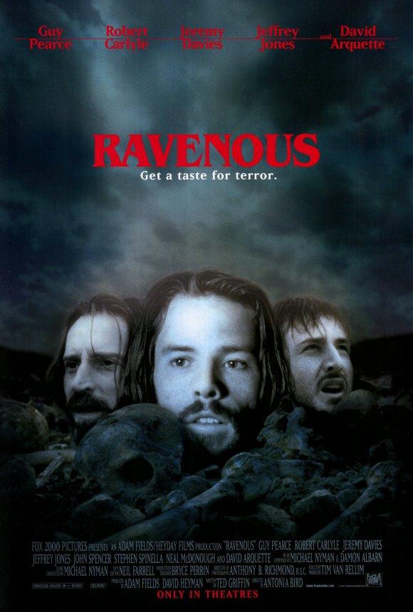 Ravenous คนเขมือบคน [ซับไทย]