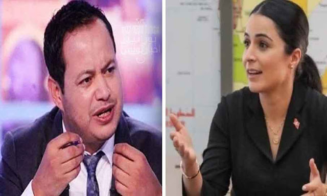 تونس: سمير الوافي يهاجم بعنف ألفة الحامدي ... ردّي سيصلك قريبا وفيه حقائق صادمة !