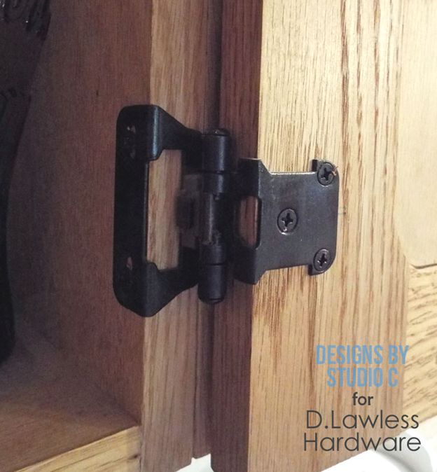 The D. Lawless Hardware Blog: How to Install Partial Wrap ...