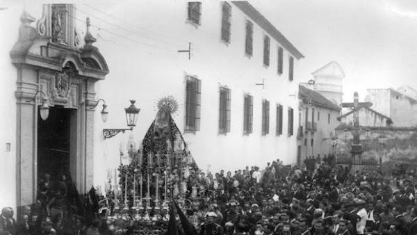 El Cristo de los Faroles de Córdoba, testigo de la historia cofrade de la ciudad