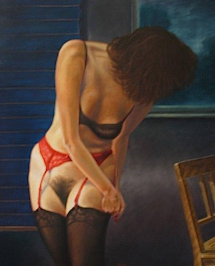 Немецкий художник. Wolfram Diehl