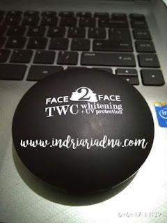 bedak padat face2face