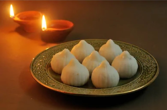 Modak, Mawa Modak, kingskitchen secret of Taste