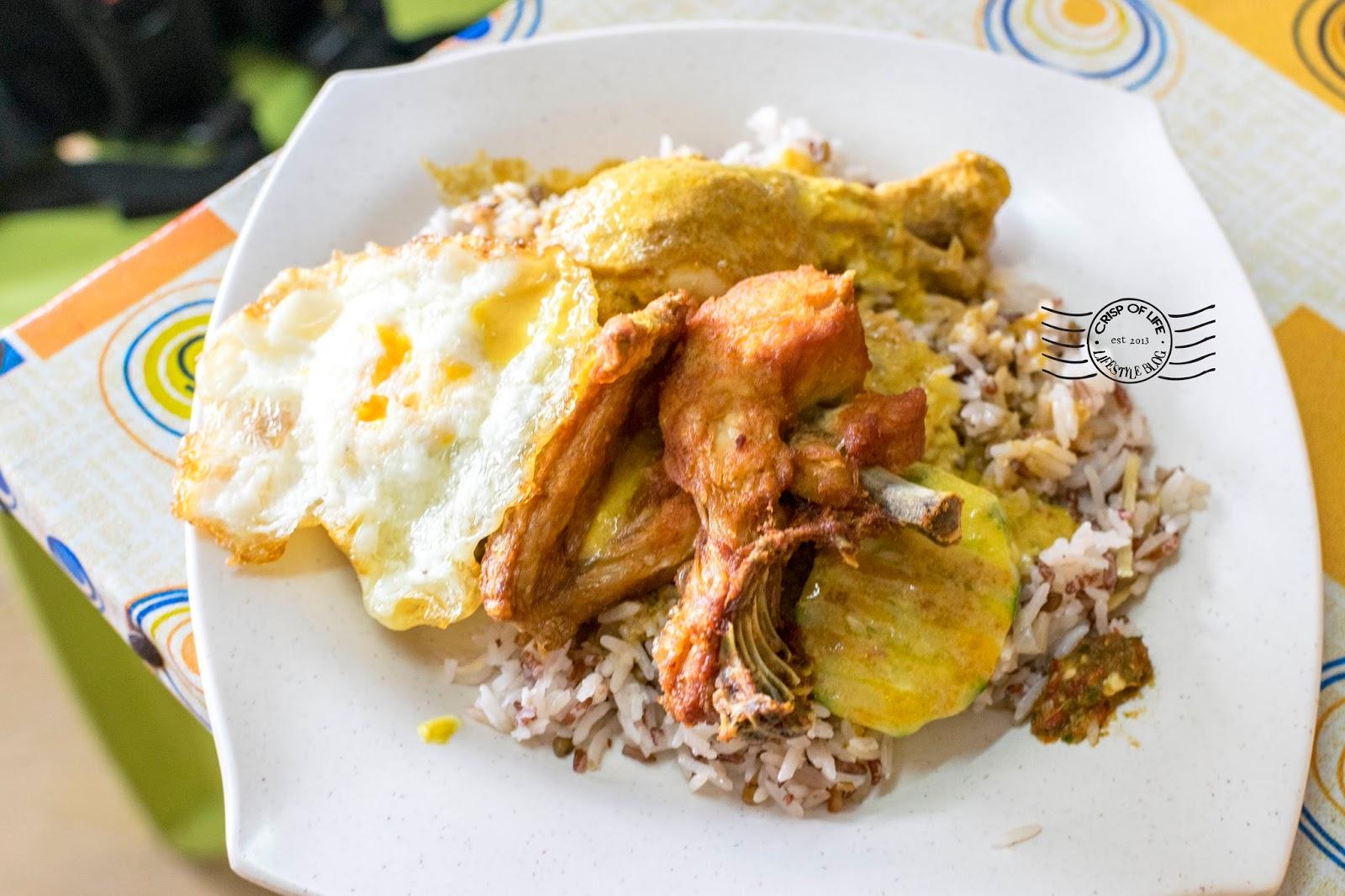 Nasi Dagang Gua Musang