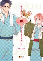 Qué difícil es el amor para un otaku #6 - ECC Ediciones
