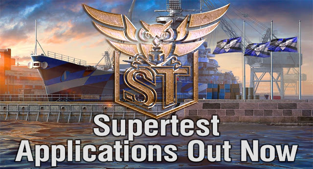 World of Warships Super Tester Application Form Now Available