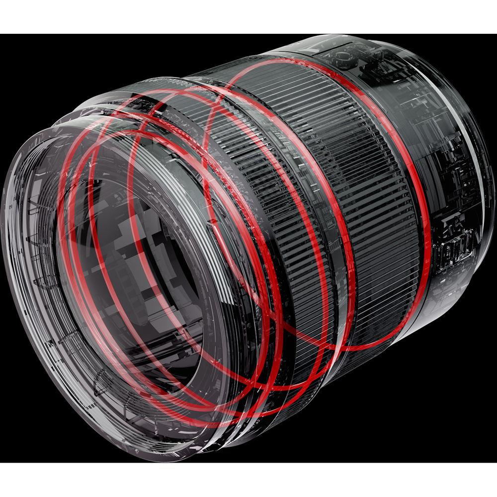 Уплотнители внутри корпуса объектива Panasonic Lumix S 20-60mm f/3.5-5.6