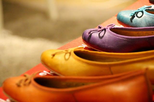Comment choisir ses ballerines ? - Mode chaussures et morphologie - Blog