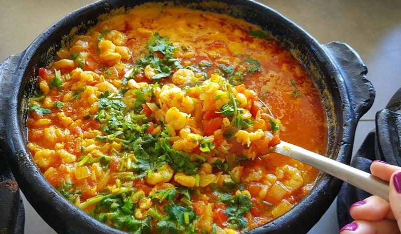 Os melhores restaurantes de Guarapari - Moqueca Capixaba