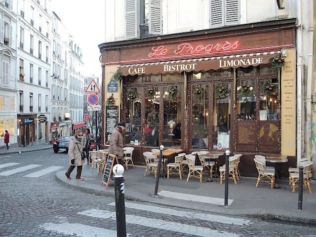 Le Progrès Paris