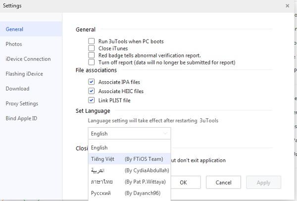 Cách sử dụng 3uTools - quản lý file, dữ liệu trên iPhone, iPad đơn giản c