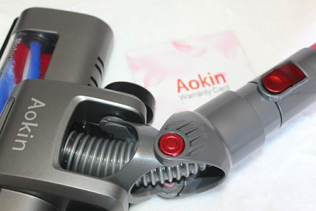 aspirateur aokin