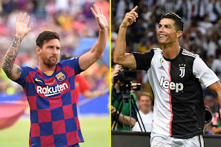 Messi & Ronaldo Missing As UEFA Releases Full List Of Final Three-Man Shortlist For Men's Player Of The Year