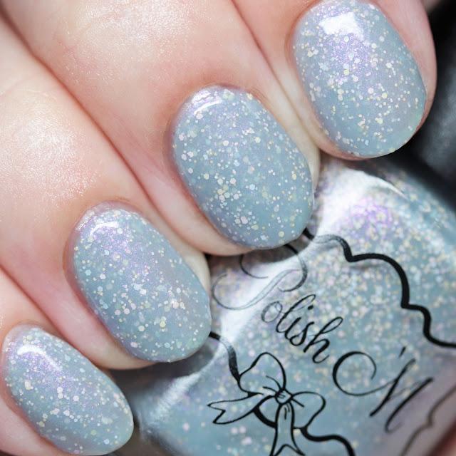 Polish 'M Catoosa Blue