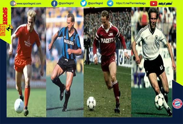 افضل 10 لاعبين في تاريخ بايرن ميونخ
