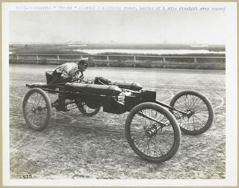 1902 Oldsmobile Pirate Beach Racer