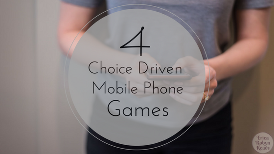 4 Choice Driven Mobile Phone Games