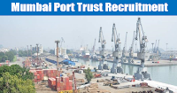 Mumbai Port Trust Recruitment 2019 12 Technician Posts