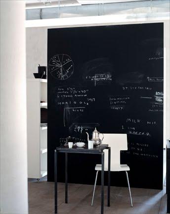 i need a bigger wardrobe blackboard wall. Black Bedroom Furniture Sets. Home Design Ideas