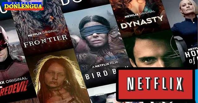 Se filtran códigos de Netflix para encontrar miles de series y películas ocultas